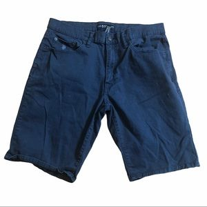 US POLO ASSN Blue Casual Shorts Size W34
